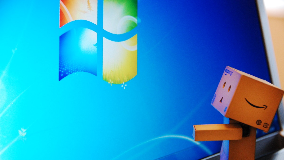 Windows 7 OS