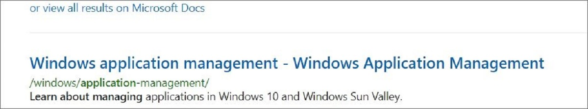 Microsoft Docs Windows Sun Valley