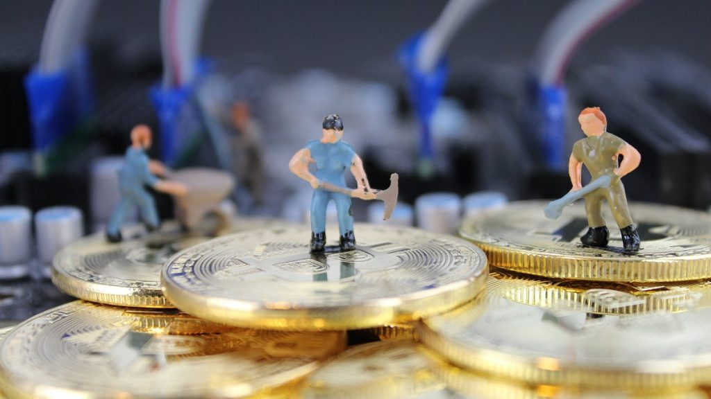 Cryptocurrency mining Nuclear Power