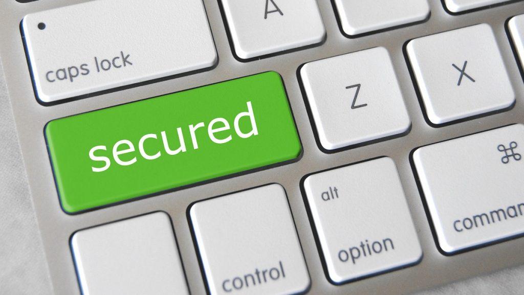 Google Chrome HTTPS First Secured Website
