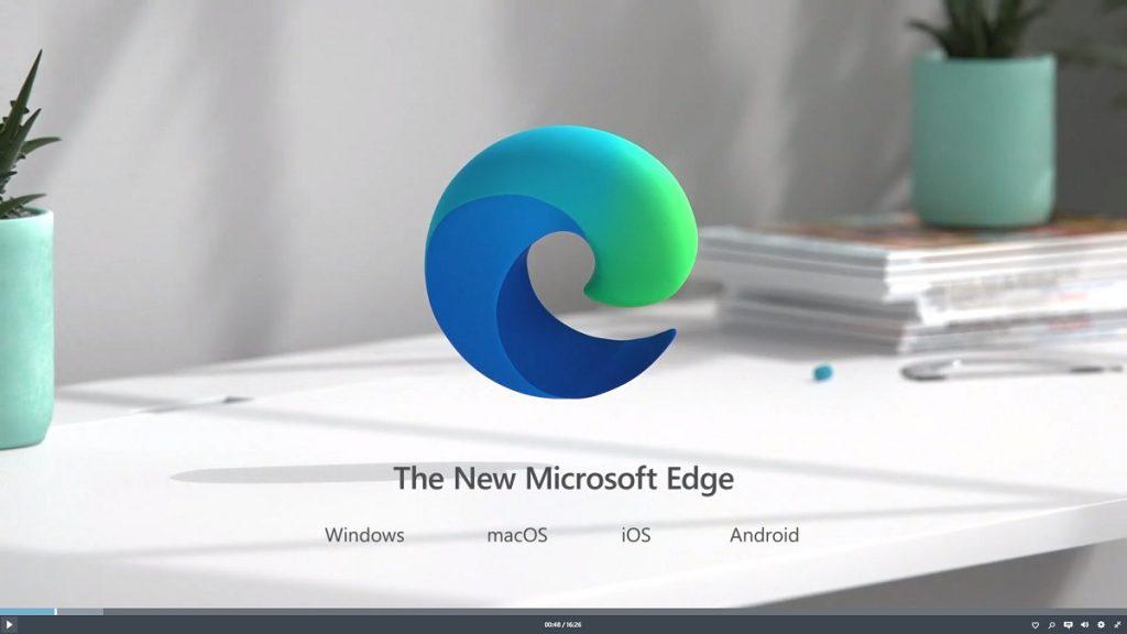 Microsoft Edge Web Browser PDF Editing
