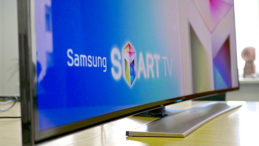 Samsung Smart TV Block