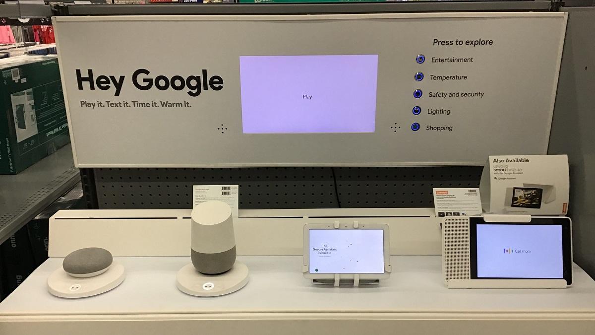 Google Assistant Quick Phrases Salsas