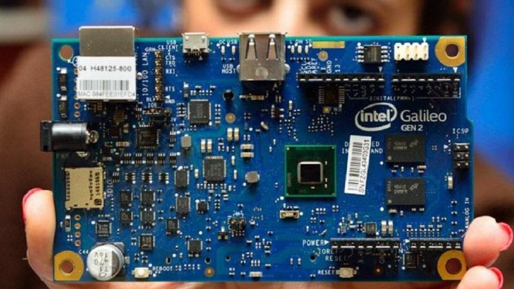 Intel Mudular Laptop NUC Compute Element