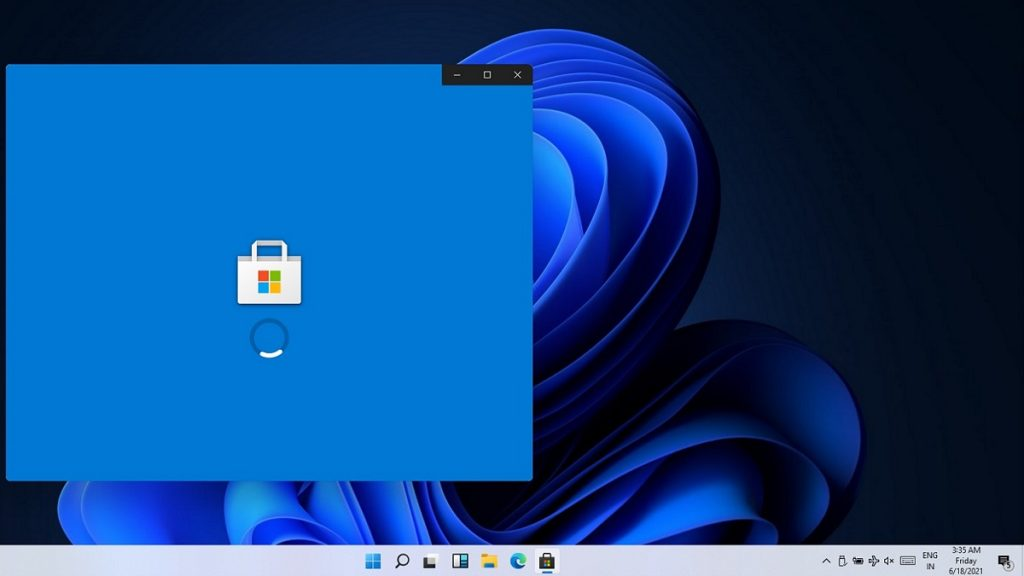 Microsoft Store Windows 11 EPIC Games Amazon App Apple Inc.
