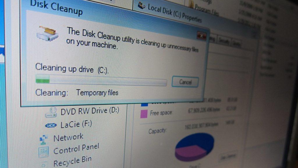 Microsoft Windows 11 Disk Cleanup Storage Sense
