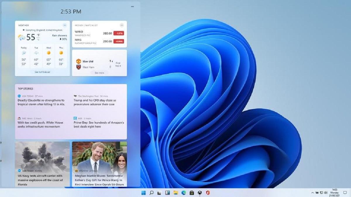 Microsoft Windows 11 Features