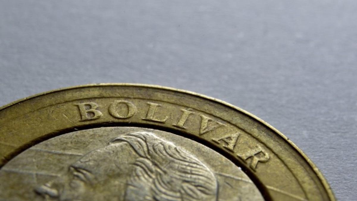 Digital Bolivar Venezuela Petro Cryptocurrency virtual Money SMS