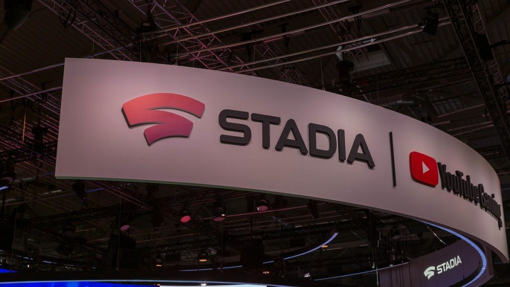 Google Stadia White Label Remotely Cloud Hosted Gaming Service