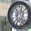 UPTiS Airless Tire Passenger Vehicles GM Michelin