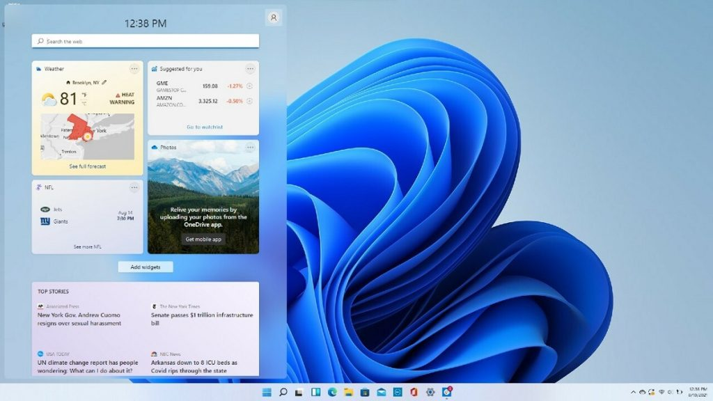 Windows 11 Widgets Uninstall Deactivate Disable Winget